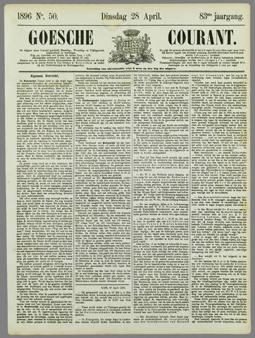 Goessche Courant 1896-04-28