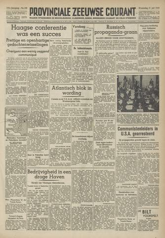 Provinciale Zeeuwse Courant 1948-07-21
