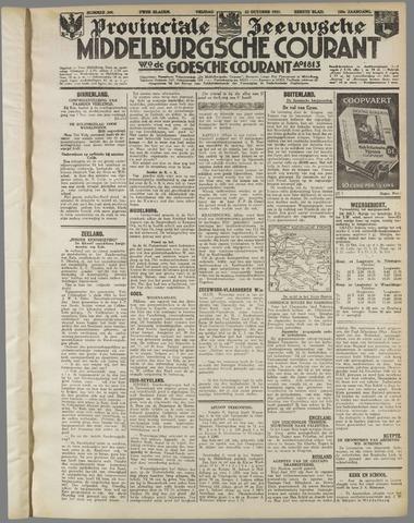 Middelburgsche Courant 1937-10-22