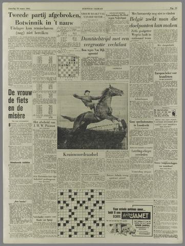 Zeeuwsch Dagblad 18 Maart 1961 Pagina 15 Krantenbank