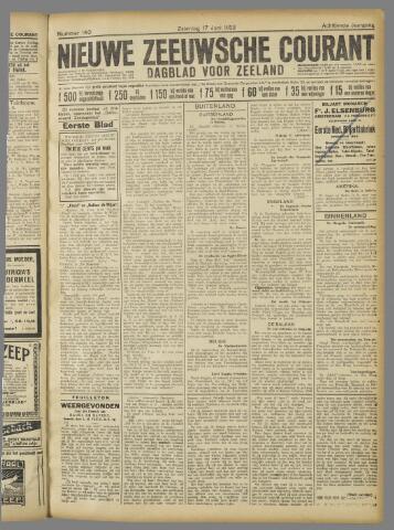 Nieuwe Zeeuwsche Courant 1922-06-17