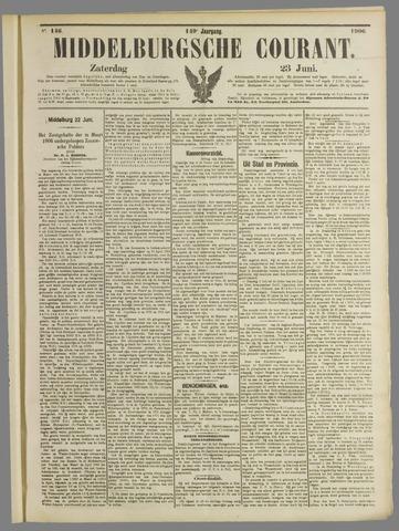 Middelburgsche Courant 1906-06-23