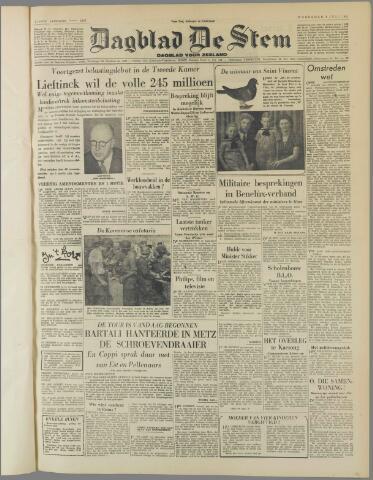 de Stem 1951-07-04