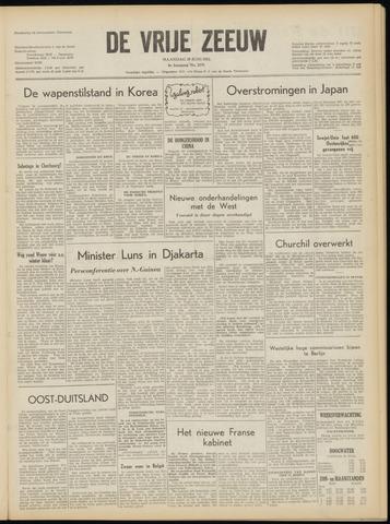 de Vrije Zeeuw 1953-06-29