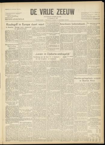 de Vrije Zeeuw 1956-02-23