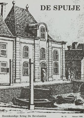 De Spuije 1986-02-01