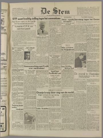 de Stem 1948-03-15