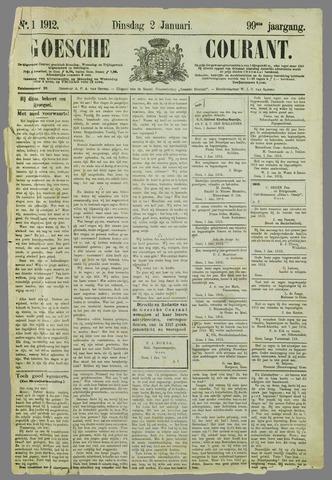Goessche Courant 1912