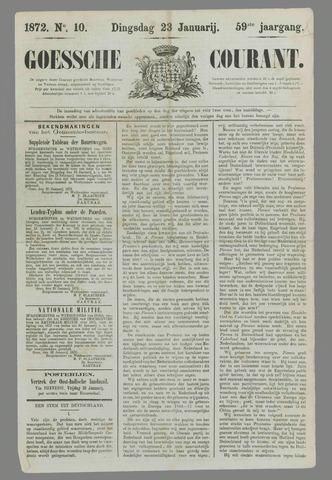 Goessche Courant 1872-01-23