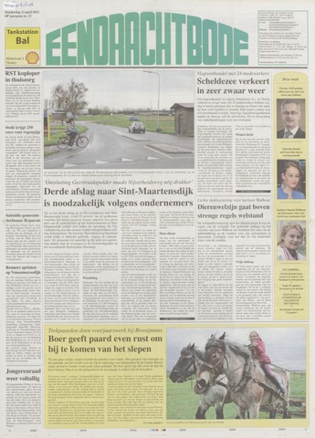 Eendrachtbode (1945-heden)/Mededeelingenblad voor het eiland Tholen (1944/45) 2012-04-12