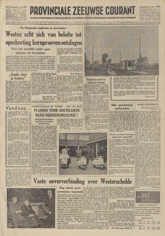 Provinciale Zeeuwse Courant 1958-11-08