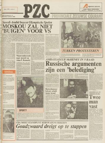 Provinciale Zeeuwse Courant 1980-01-07