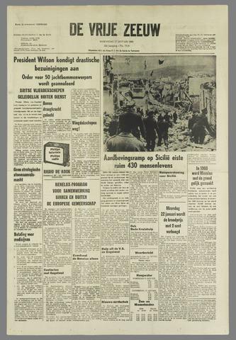 de Vrije Zeeuw 1968-01-17