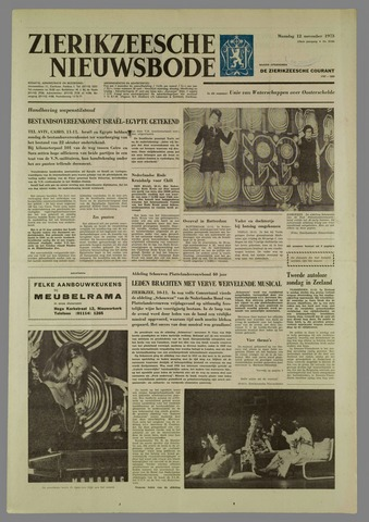 Zierikzeesche Nieuwsbode 1973-11-12