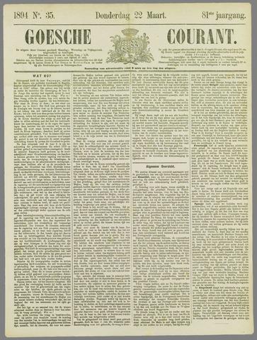 Goessche Courant 1894-03-22