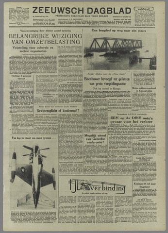 Zeeuwsch Dagblad 1954-03-17