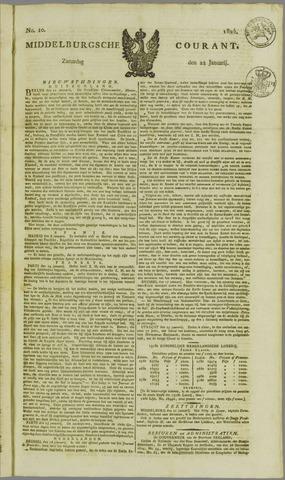 Middelburgsche Courant 1825-01-22