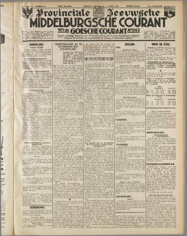 Middelburgsche Courant 1933-04-11