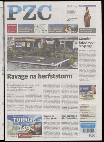 Provinciale Zeeuwse Courant 2013-10-29