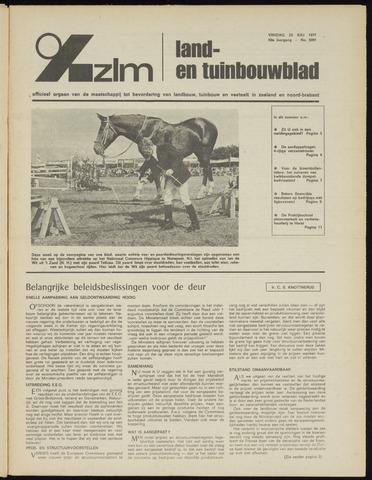 Zeeuwsch landbouwblad ... ZLM land- en tuinbouwblad 1971-07-23