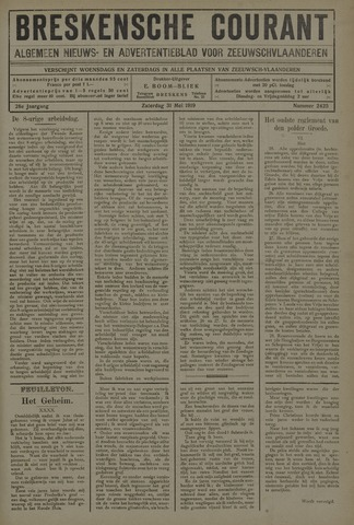 Breskensche Courant 1919-05-31