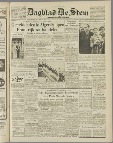 de Stem 1954-11-02