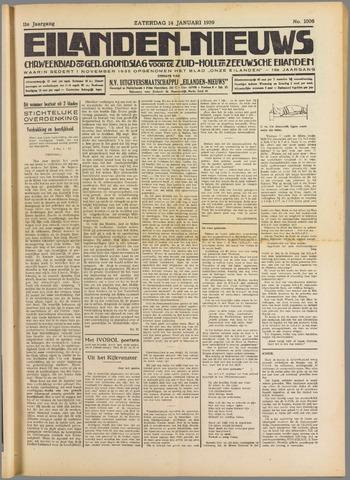 Eilanden-nieuws. Christelijk streekblad op gereformeerde grondslag 1939-01-14