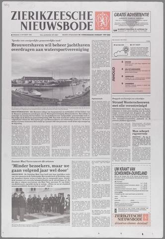 Zierikzeesche Nieuwsbode 1995-10-03