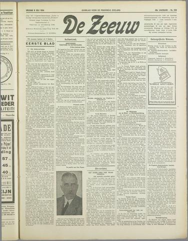 De Zeeuw. Christelijk-historisch nieuwsblad voor Zeeland 1934-07-06