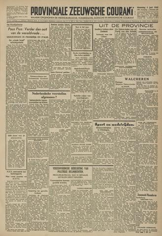 Provinciale Zeeuwse Courant 1946-06-03