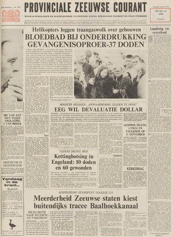 Provinciale Zeeuwse Courant 1971-09-14