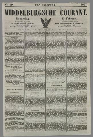 Middelburgsche Courant 1877-02-15