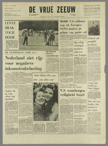 de Vrije Zeeuw 1970-03-23