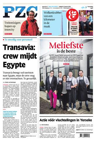 Provinciale Zeeuwse Courant 2016-01-22