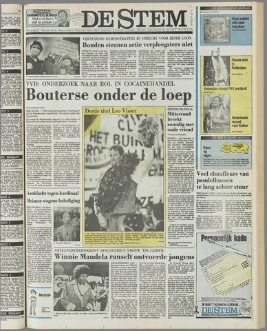 de Stem 1989-02-13