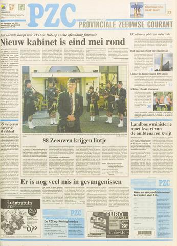 Provinciale Zeeuwse Courant 2003-04-30