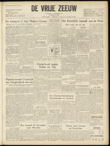 de Vrije Zeeuw 1955-11-07