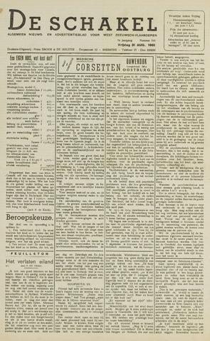 De Schakel 1951-08-31