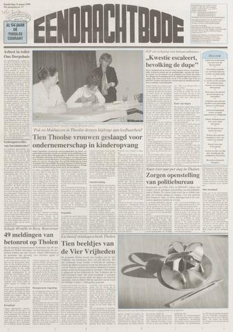 Eendrachtbode (1945-heden)/Mededeelingenblad voor het eiland Tholen (1944/45) 1999-03-11