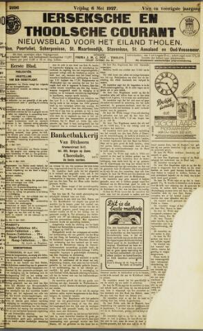 Ierseksche en Thoolsche Courant 1927-05-06