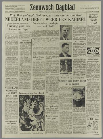 Zeeuwsch Dagblad 1959-05-14
