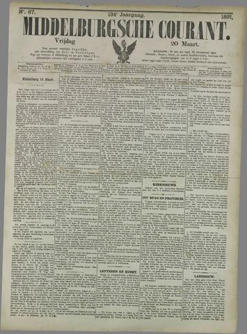 Middelburgsche Courant 1891-03-20