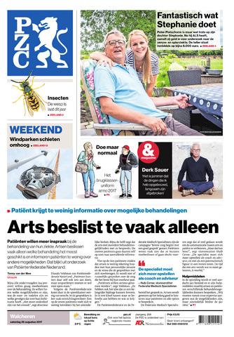 Provinciale Zeeuwse Courant 2017-08-26