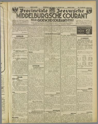 Middelburgsche Courant 1938-01-19