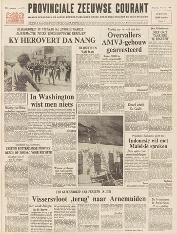 Provinciale Zeeuwse Courant 1966-05-16