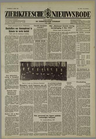 Zierikzeesche Nieuwsbode 1955-04-09