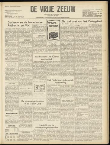 de Vrije Zeeuw 1955-11-28