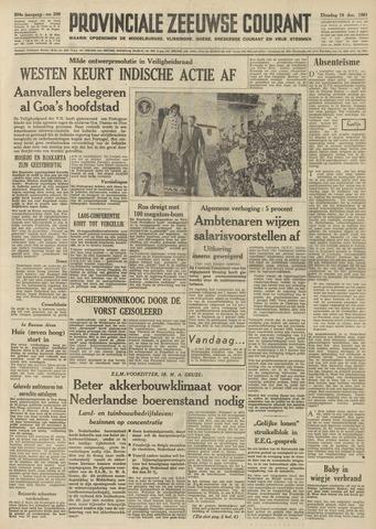 Provinciale Zeeuwse Courant 1961-12-19