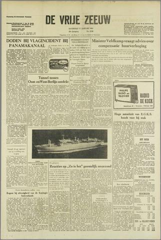 de Vrije Zeeuw 1964-01-11