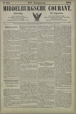 Middelburgsche Courant 1884-08-16
